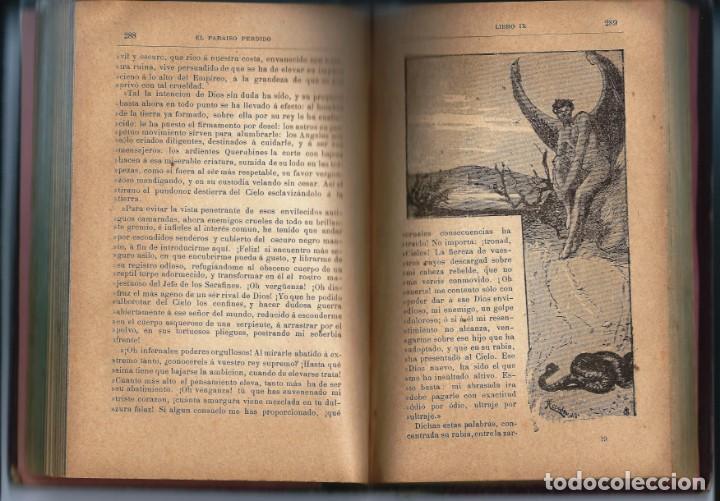 Libros antiguos: El paraiso Perdido - Foto 4 - 132071850