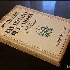 Libros antiguos: 1932 - ARMAND GODOY - LAS LETANÍAS DE LA VIRGEN. Lote 132212190