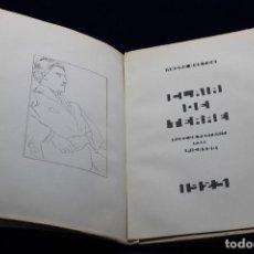 Libros antiguos: ANDRÉ BRETON. CLAIR DE TERRE. AVEC UN PORTRAIT PAR PICASSO. 1923. Lote 132542722