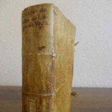 Libros antiguos: LOPE DE VEGA: PASTORES DE BELÉN, PROSAS Y VERSOS DIVINOS. MADRID, 1612. PRIMERA EDICIÓN.. Lote 133833158