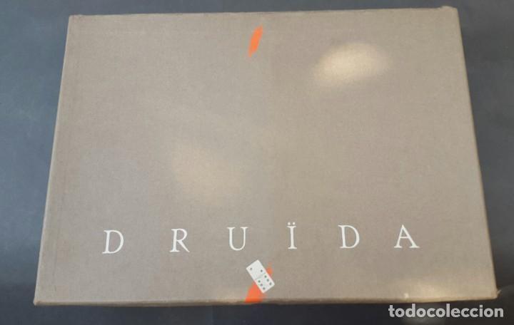Libros antiguos: DRUïDA - 1984 - CAIXA AMB 11 LLIBRETS DE POESIA I DIBUIXOS - Foto 4 - 135007278