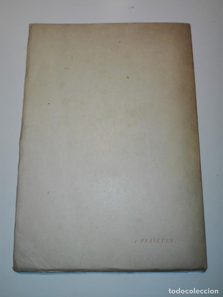 Libros antiguos: Epigrammata. Op. V, J.M. Lopez-Picó. Dedicatoria del autor a R. Miquel y Planas. 1915 - Foto 4 - 135313666