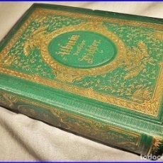 Libros antiguos: AÑO 1868: PRECIOSO LIBRO DE POESÍA ALEMANA DEL SIGLO XIX CON ELEGANTE ENCUADERNACIÓN.. Lote 136041298