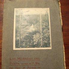 Libros antiguos: F. BLANES VIALE. LAS MORADAS DEL POETA. TIPO-LIT. DE AMENGUAL Y MUNTANER. PALMA DE MALLORCA, 1909.. Lote 137358374
