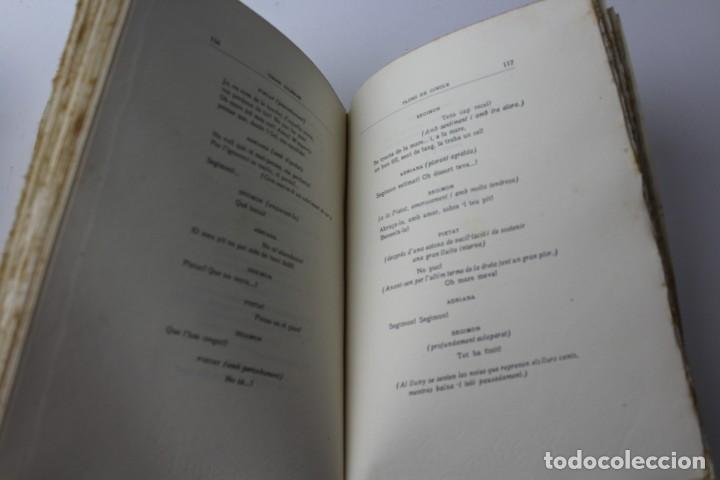Libros antiguos: L- 3813. FLORS DE CINGLE, IGNASI IGLESIAS. 1912. EXEMPLAR NUMERAT. - Foto 7 - 137640550