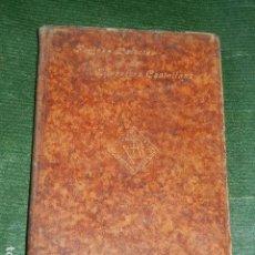 Libros antiguos: LAS MEJORES POESIAS DE CAMPOAMOR. JUICIO CRITICO BENAVENTE. PROLOGO GONZALEZ BLANCO ED.JUBERA 1917. Lote 137913626