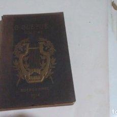 Libros antiguos: HORACIO F. RODRIGUEZ - POESIAS. Lote 141150578