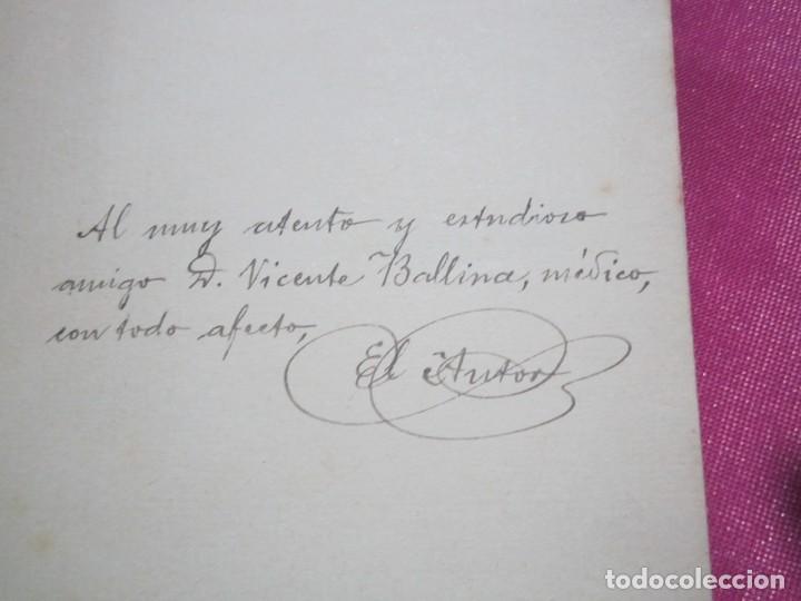 Libros antiguos: EL POEMA LUSTRAL SAAVEDRA LASTRA FIRMADO AUTOR LUARCA 1923 - Foto 2 - 141724358