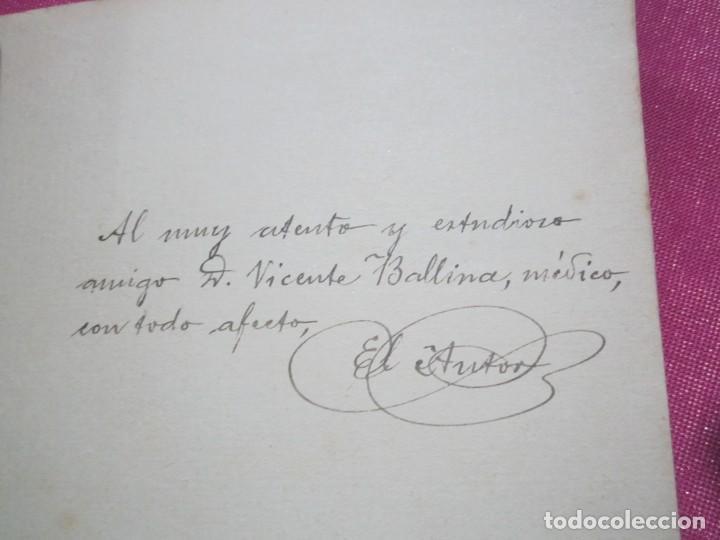 Libros antiguos: EL POEMA LUSTRAL SAAVEDRA LASTRA FIRMADO AUTOR LUARCA 1923 - Foto 6 - 141724358