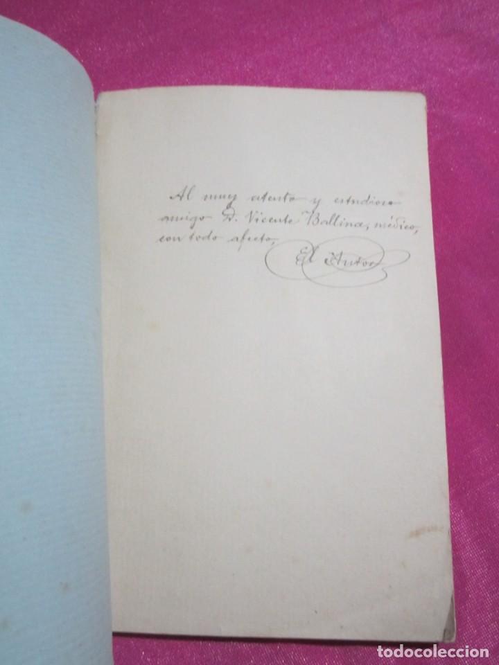 Libros antiguos: EL POEMA LUSTRAL SAAVEDRA LASTRA FIRMADO AUTOR LUARCA 1923 - Foto 8 - 141724358