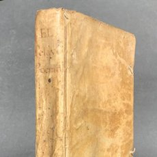 Libros antiguos: 1754 - EL PELAYO - POEMA ÉPICO - RECONQUISTA - BATALLA DE COVADONGA - HISTORIA DE ESPAÑA. Lote 141746858