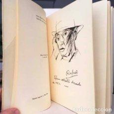 Libros antiguos: ALONSO QUESADA : POESÍA (OBRAS COMPLETAS I. TAGORO, LAS PALMAS ILUSTRACIONES.. Lote 143773754