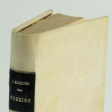 Libros antiguos: POESIAS, EDICIÓN COMPLETA-JOAN ALCOVER-ED.OLIVA DE VILANOVA, BARCELONA 1921. Lote 144029046