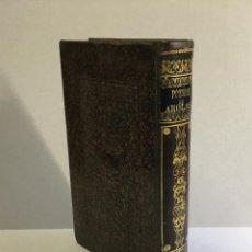 Libros antiguos: POESÍAS. - AROLAS, JUAN. 1842.. Lote 144333390