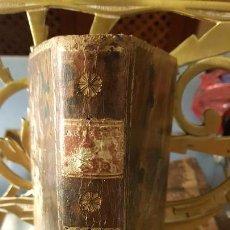 Libros antiguos: EL ARTE POÉTICA DE HORACIO Ó EPÍSTOLA A LOS PISONES - DONDE LAS DAN LAS TOMAN - IRIARTE. Lote 144910222