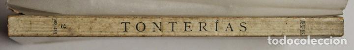 Libros antiguos: TONTERÍAS. - JESPUS, Jeph de. - Barcelona, 1900. - Foto 3 - 145671700
