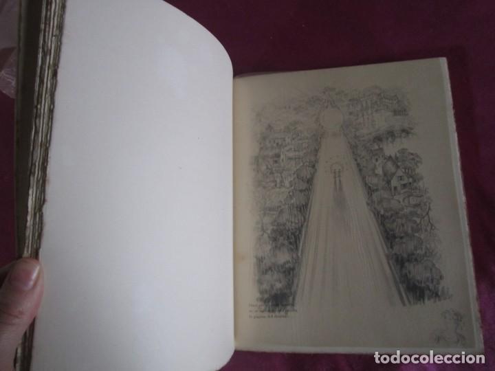 Libros antiguos: NOCHE ESTRELLADA. POEMAS. EDICION ESPECIAL DE 145 EJEMPLARES LARRAGOITI 1940. - Foto 7 - 146376094