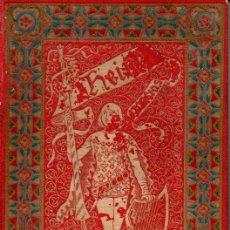 Livres anciens: HEINE : POESÍAS - LIBRO DE LOS CANTARES (ARTE Y LETRAS MAUCCI, C- 1900). Lote 146941402