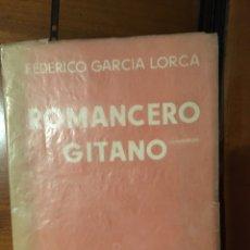 """Alte Bücher - Libro """"Romancero Gitano"""" de Federico Garcia Lorca - 147231602"""