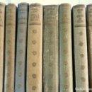 Libros antiguos: LOTE DE 8 LIBROS DE BOLSILLO DE POESÍA, VER FOTOS. Lote 148048858