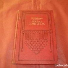 Libros antiguos: SALVADOR RUEDA : POESÍAS COMPLETAS (1912). Lote 148411782
