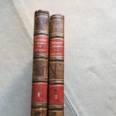 Libros antiguos: LA TEBAIDA, POR PUBLIO PAPINO ESTACIO. DOS TOMOS, 1888. Lote 149297590