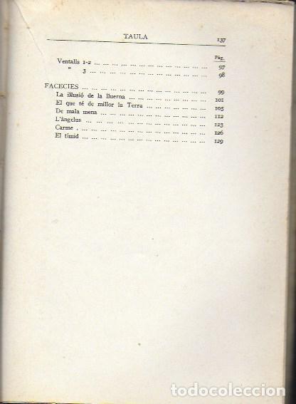 Libros antiguos: La cobla. Tria de poesies originals / Joaquim Ruyra. BCN, 1932. 19x14cm. 133 p. - Foto 4 - 149876326