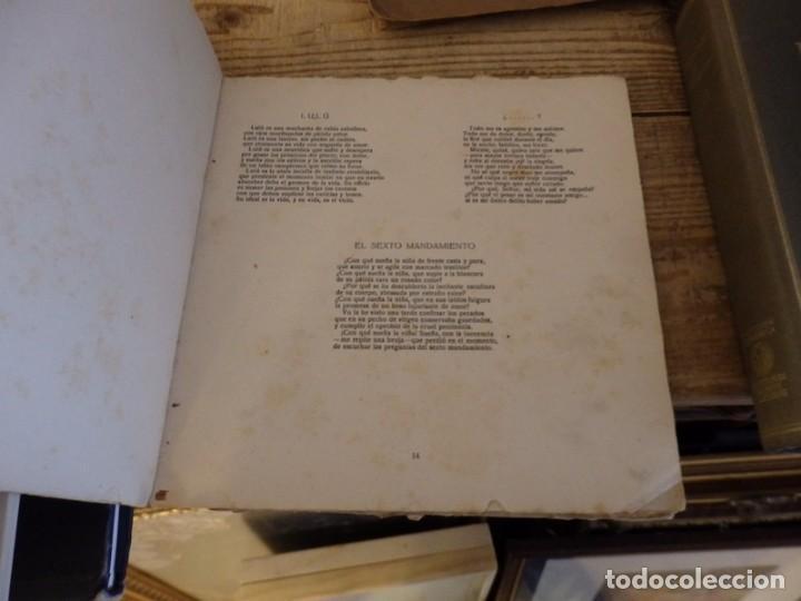 Libros antiguos: LA MUSA QUE LEYO A KEMPIS, CARLOS M.BAENA, 1923, 55 PAGINAS - Foto 2 - 150360214