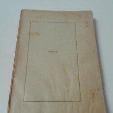 Libros antiguos: POESIES COSTA I LLOBERA PRIMERA EDICION. Lote 154198258