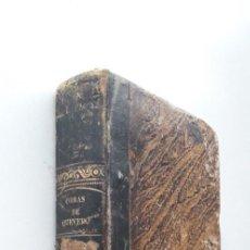Livres anciens: OBRAS FESTIVAS. TOMO II - FRANCISCO DE QUEVEDO Y VILLEGAS (1845). Lote 154832042