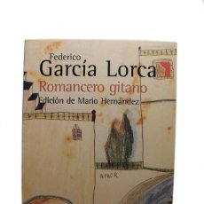 Alte Bücher - ROMANCERO GITANO - FEDERICO GARCIA LORCA - 155164458