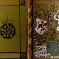 Libros antiguos: TRES POESÍAS (ARTE Y LETRAS MAUCCI C. 1900) ILUSTRACIONES DE ALEJANDRO RIQUER. Lote 155276042