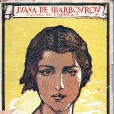 Libros antiguos: POESÍAS DE JUANA DE IBARBOUROU (EDITORIAL CERVANTES, 1930). Lote 159538946