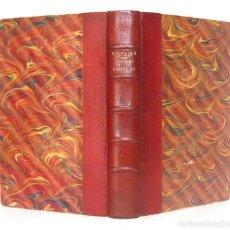 Libros antiguos: 1890 - VOLTAIRE: EPITRES, SATIRES, CONTES, EPIGRAMMES - PARIS, GARNIER FRÈRES - ENCUADERNACIÓN, PIEL. Lote 160458706