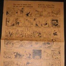 Libros antiguos: AUCA BREU HISTORIA DE MONTSERRAT AUTENTICA. Lote 160735522