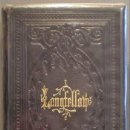 Libros antiguos: LONGFELLOW, H.W: POETICAL WORKS. LONDRES, T. NELSON AND SONS 1860.. Lote 161157774