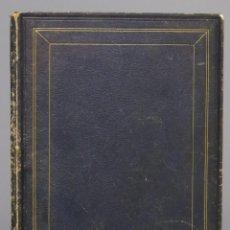 Libros antiguos: POESIA MANUSCRITA. ELEGIA AL TIEMPO. DEDICADA A ACISCLO MIRANDA SENADOR ESPAÑA. 1862. CON FOTOGRAFIA. Lote 161616486