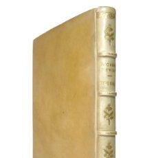 Libros antiguos: 1910 - POESÍES D'EN FRANCISCO CASAS Y AMIGÓ. PRÒLECH D'EN MARIÁN AGUILÓ Y FUSTER - PERGAMINO . Lote 162785822