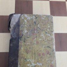 Libros antiguos: LIBRO FÁBULAS EN VERSO CASTELLANO PARA USO DE LAS ESCUELAS COMPUESTAS FELIX MARÍA SAMANIEGO. Lote 163047493