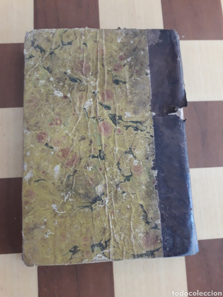 Libros antiguos: Libro Fábulas en verso castellano para uso de las escuelas compuestas Felix María Samaniego - Foto 3 - 163047493