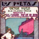 Libros antiguos: VICTOR HUGO SUS MEJORES VERSOS (LOS POETAS, 1929). Lote 163448186