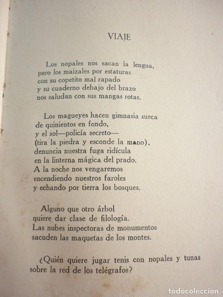 Libros antiguos: POESIA MEXICANA - Foto 6 - 163605754