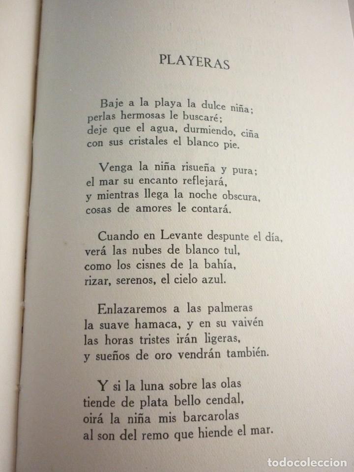 Libros antiguos: POESIA MEXICANA - Foto 7 - 163605754