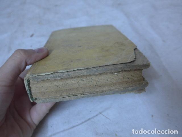 Libros antiguos: Antiguo libro de pergamino de poesia de 1757. Poesie del signor abate pietro metastasio. Original - Foto 3 - 164764222