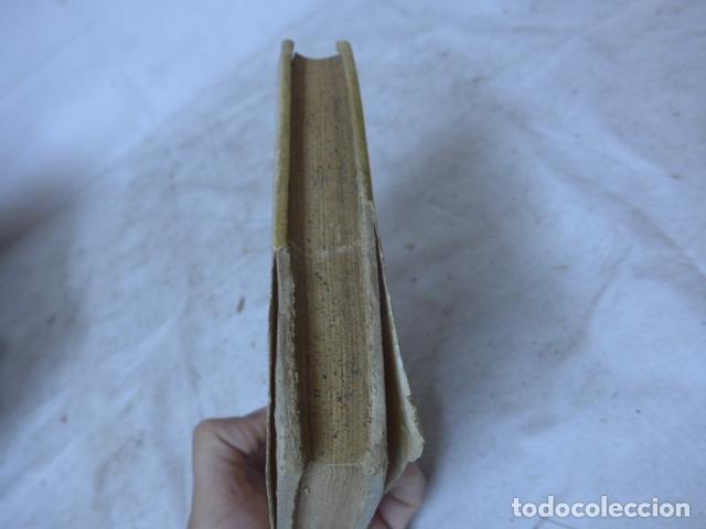 Libros antiguos: Antiguo libro de pergamino de poesia de 1757. Poesie del signor abate pietro metastasio. Original - Foto 4 - 164764222