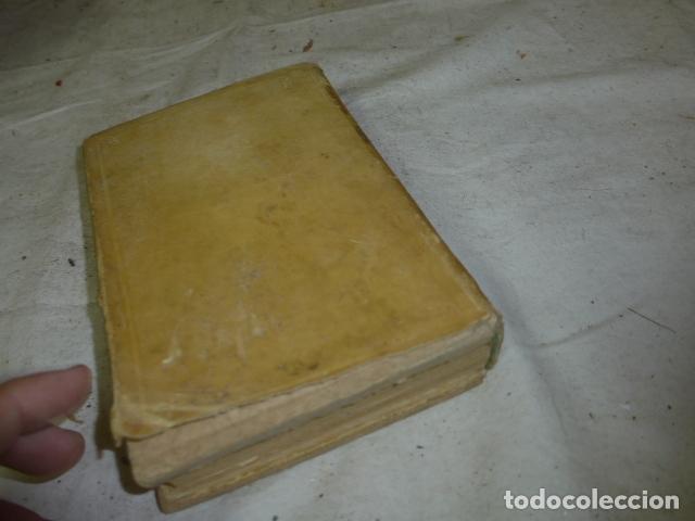 Libros antiguos: Antiguo libro de pergamino de poesia de 1757. Poesie del signor abate pietro metastasio. Original - Foto 18 - 164764222