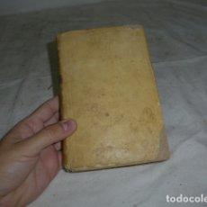 Libros antiguos: ANTIGUO LIBRO DE PERGAMINO DE POESIA DE 1757. POESIE DEL SIGNOR ABATE PIETRO METASTASIO. ORIGINAL. Lote 164764222