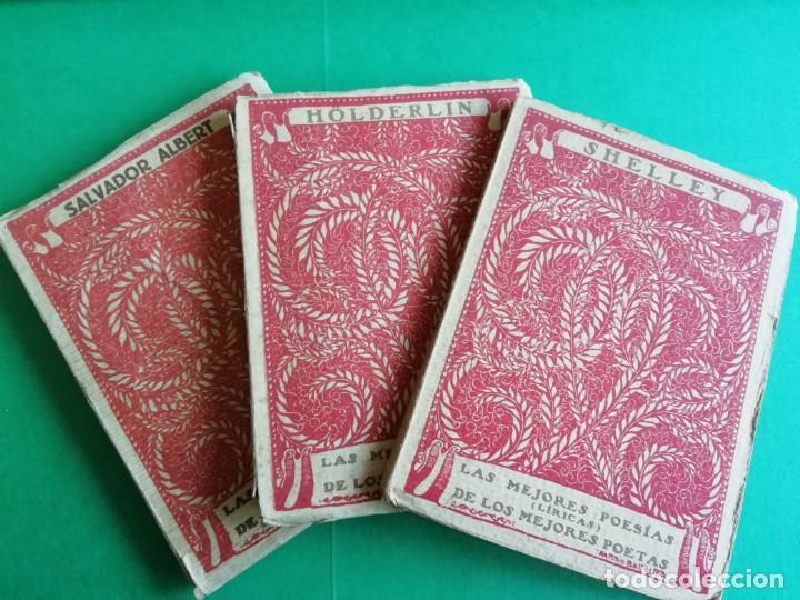 LASMEJORES POESIAS -LIRICAS- DE LOS MEJORES POETAS AÑO 1932 (Libros antiguos (hasta 1936), raros y curiosos - Literatura - Poesía)