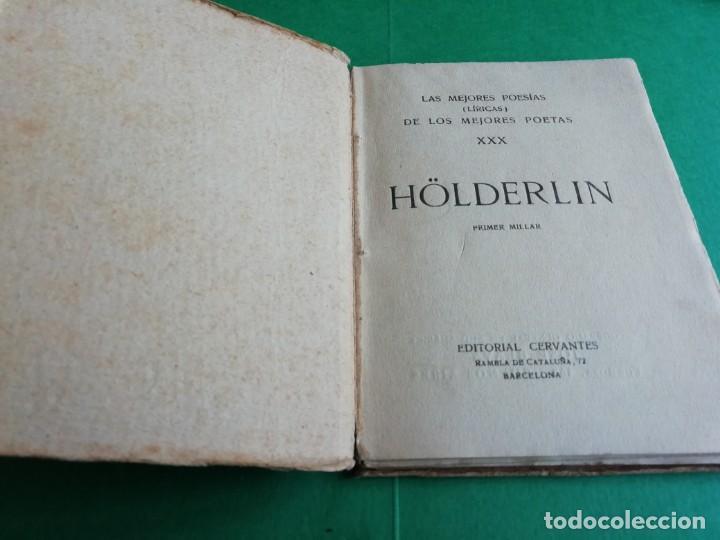 Libros antiguos: LASMEJORES POESIAS -LIRICAS- DE LOS MEJORES POETAS AÑO 1932 - Foto 2 - 165449402