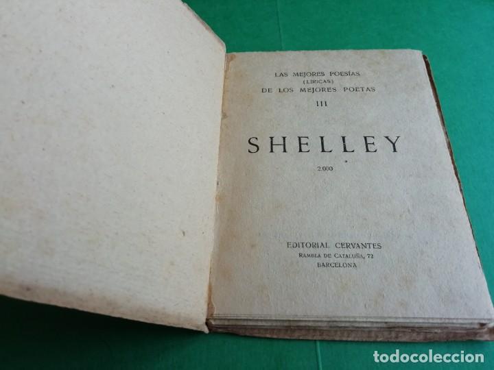 Libros antiguos: LASMEJORES POESIAS -LIRICAS- DE LOS MEJORES POETAS AÑO 1932 - Foto 3 - 165449402